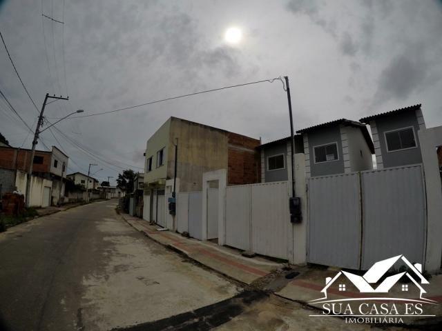 Bela Casa Triplex 2 Quartos com Enorme área externa para espaço Gourmet - Foto 14