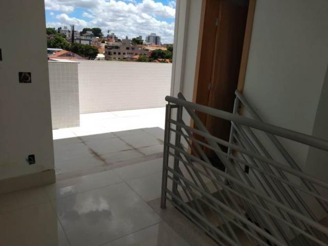 Cobertura à venda com 3 dormitórios em Santa rosa, Belo horizonte cod:2036 - Foto 2