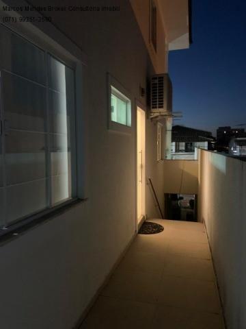 Excelente casa com 5/4, pronta para morar, em condomínio fechado, lazer e portaria 24 hs. - Foto 7