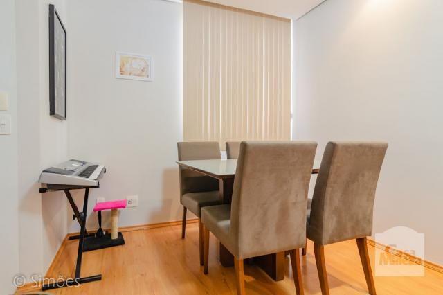 Apartamento à venda com 3 dormitórios em Salgado filho, Belo horizonte cod:273971 - Foto 4