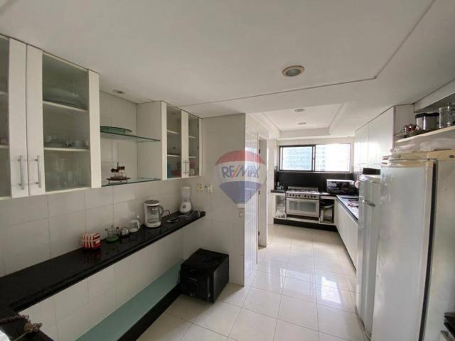 Excelente Apartamento com 4 Quartos e 3 Vagas em Casa Forte para Venda ou Locação - Foto 5