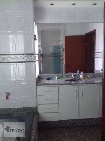 Sobrado - venda - 4 dormitórios, - 3 suítes - aluguel por R$ 4.600/mês - Vila Marlene - Sã - Foto 7