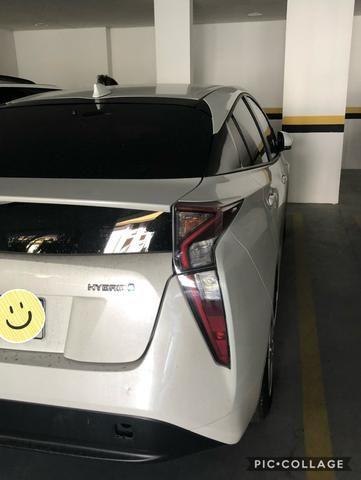 Toyota Prius NGA TOP Hybrid Híbrido, Elétrico, Gasolina, 2017 - Foto 3