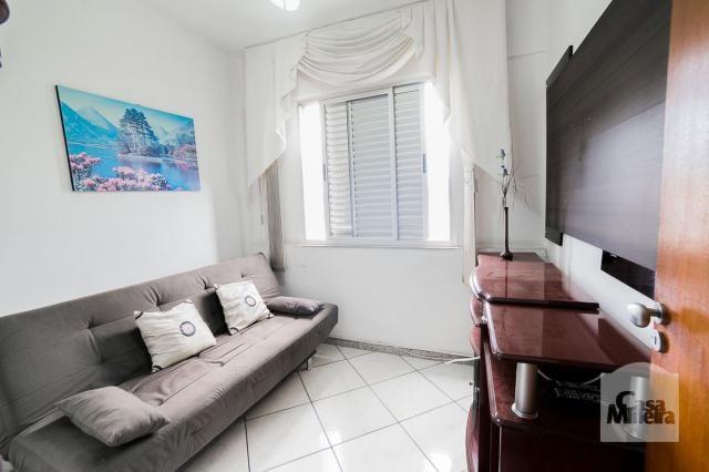Apartamento à venda com 3 dormitórios em Monsenhor messias, Belo horizonte cod:259870