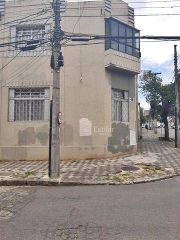 Terrenos ZR-4 com 623m² no São Francisco, Curitiba