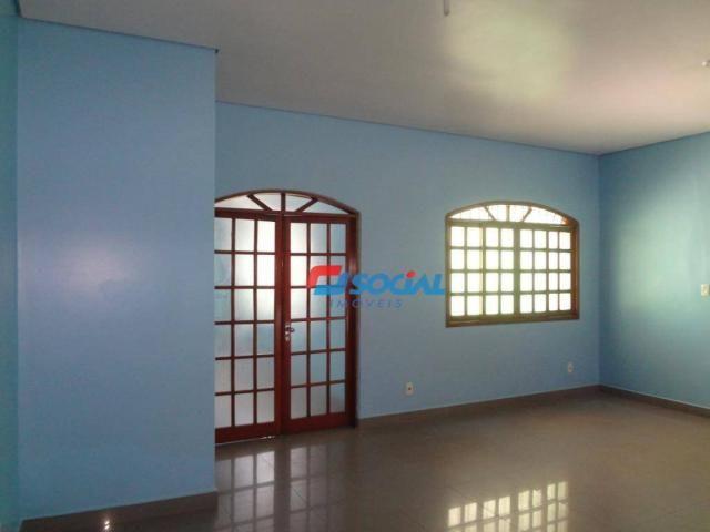 Excelente casa residencial para locação Rua Pio XII, Liberdade - Porto Velho. - Foto 6