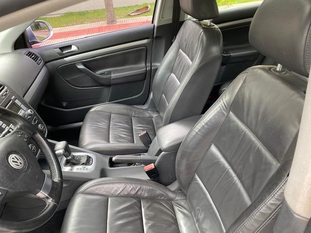 VW Jetta 2.5 automatico / Tiptronic 2008 + Teto solar - Particular - Foto 10