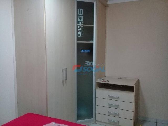 Excelente apartamento mobiliado para locação, cond. porto velho service, apt 207, porto ve - Foto 16