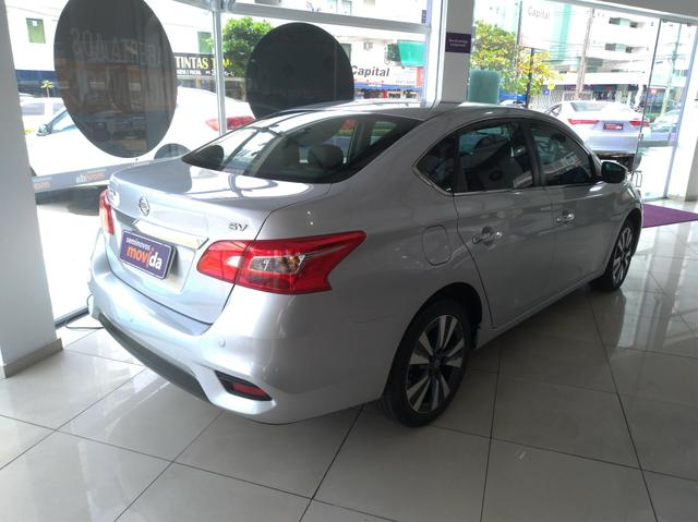 Somente hoje!!! Nissan Sentra SV 2.0 FlexStart Autom. 2019. IPVA 2020 GRÁTIS - Foto 3