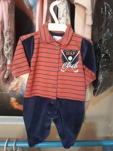 Vendo lotes de roupas infantis com 150 peças - Foto 3