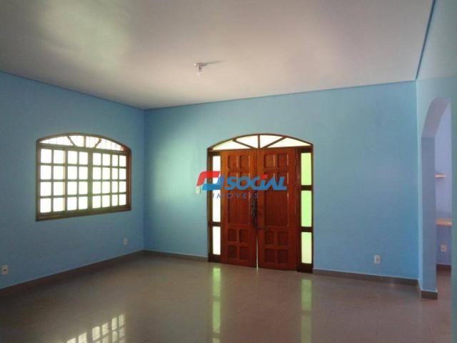 Excelente casa residencial para locação Rua Pio XII, Liberdade - Porto Velho. - Foto 5