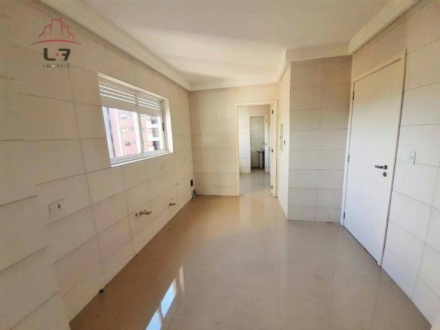 Apartamento com 3 dormitórios à venda, 107 m² por R$ 585.000,00 - Juvevê - Curitiba/PR - Foto 8