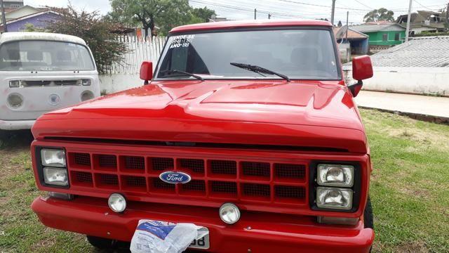 Vendo uma f 1000 vermelha - Foto 9