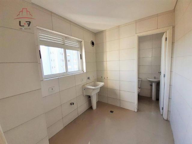 Apartamento com 3 dormitórios à venda, 107 m² por R$ 585.000,00 - Juvevê - Curitiba/PR - Foto 10