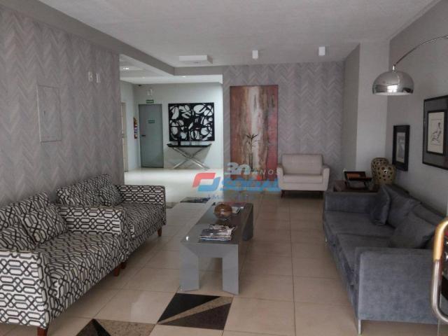 Apartamento mobiliado para locação, cond. porto velho residence service - aptº 1103 - noss - Foto 2