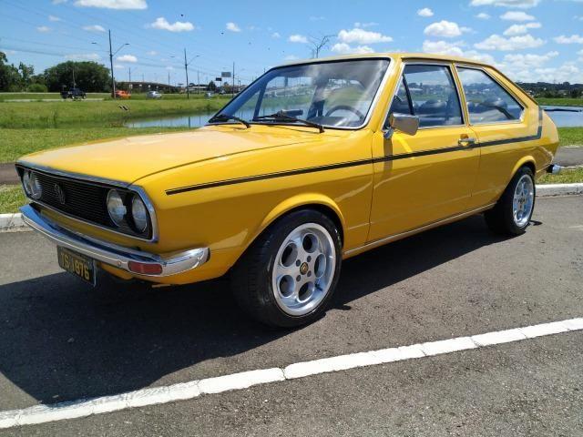 Passat Ts ano 1976 turbo legalizado, aceito trocas, Leia o anúncio todo - Foto 4