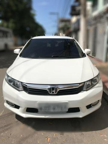 "Honda Civic LXR 2.0 ano 2014 ""Auto"" (Apenas venda) - Foto 3"