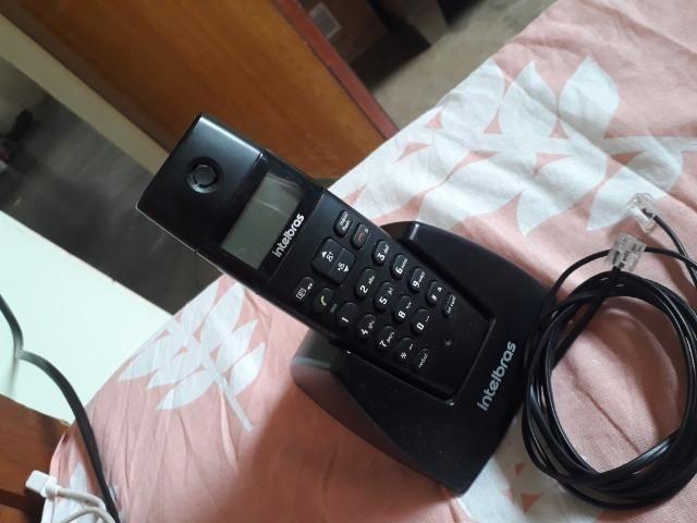 Telefone fixo sem fio - Foto 3