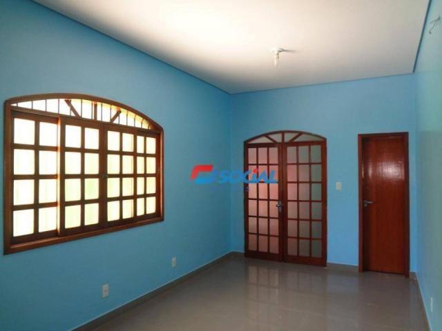Excelente casa residencial para locação Rua Pio XII, Liberdade - Porto Velho. - Foto 9