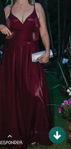 Vestido marçala