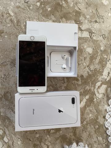 IPhone 8 Plus 64gb Prata 2 anos de garantia - Foto 3
