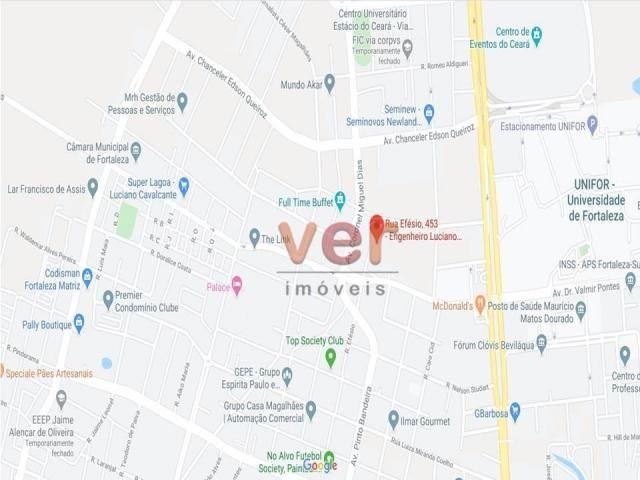 Apartamento à venda, 72 m² por R$ 380.000,00 - Engenheiro Luciano Cavalcante - Fortaleza/C - Foto 14