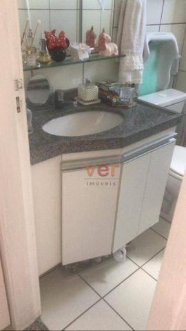 Apartamento à venda, 72 m² por R$ 380.000,00 - Engenheiro Luciano Cavalcante - Fortaleza/C - Foto 7