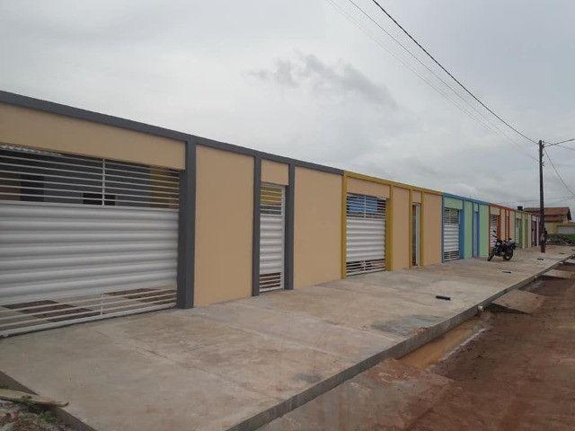 R$140.000 reais Financiamento de Casa no Novo Estrela em Castanhal 2 quartos com 1 suíte