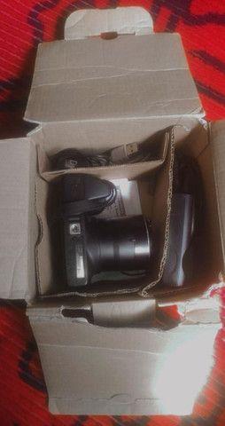 Câmera Canon 400 IS  - Foto 4