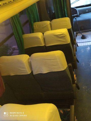 Micro ônibus Mercedes bens lo914 Marcopolo - Foto 7