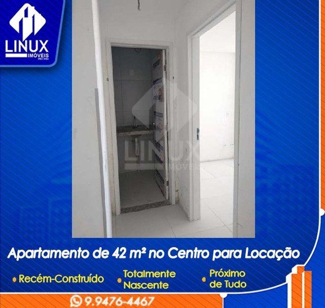 Apartamento de 1 Quarto no Centro de Caruaru p/ Locação - Foto 6