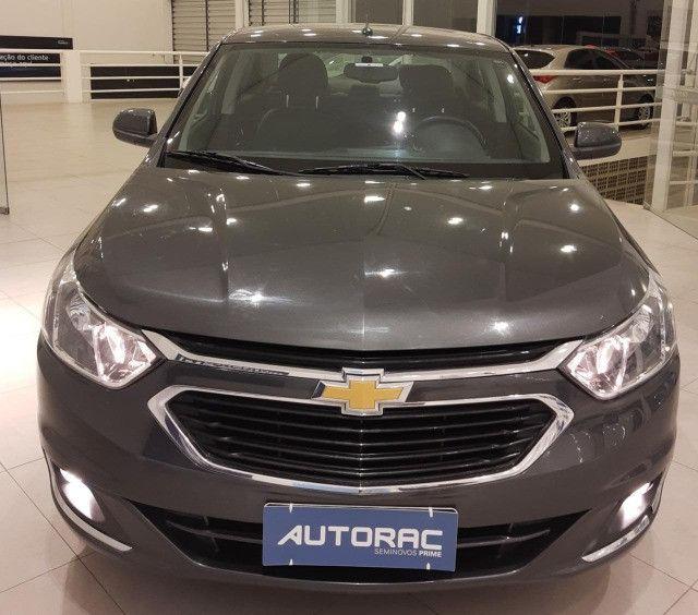 Chevrolet Cobalt 1.8 LTZ - Automático