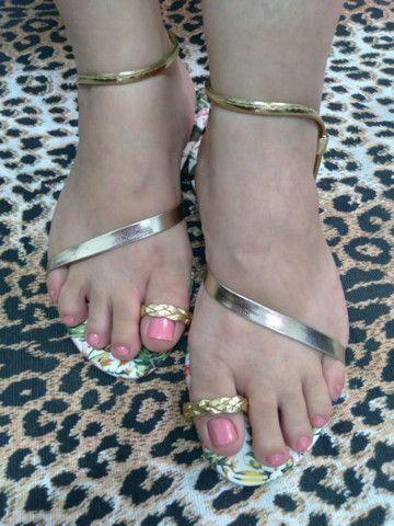 Sandálias e Rasteirinhas - Foto 6