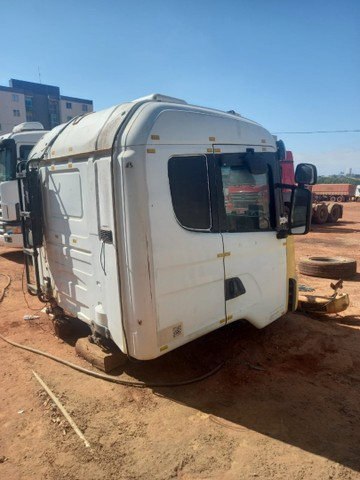 Cabine Scania  - Foto 2