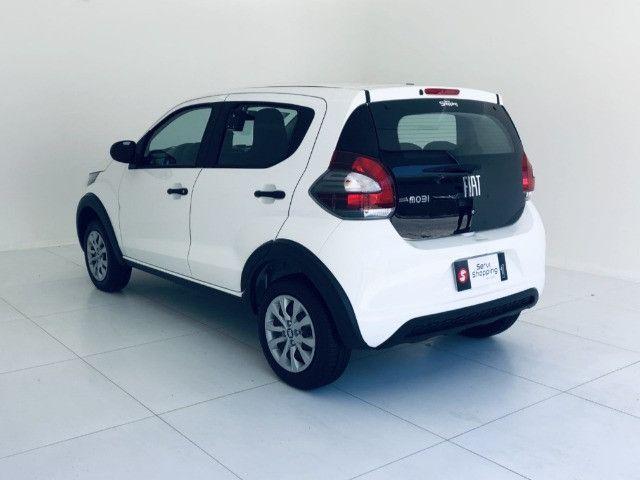 Fiat mobi like 2021 0km - Foto 4