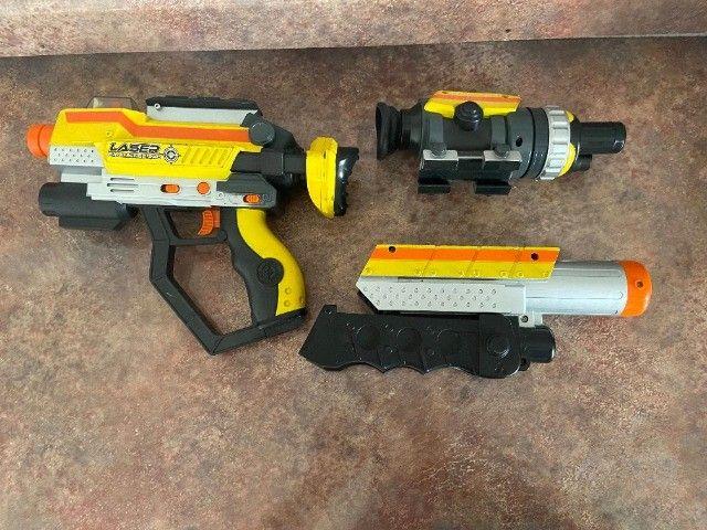 laser challenge pro original - Jakks Pacific - Foto 3