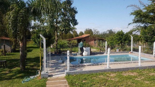 Barbada - Sítio com 4.890 m2 no Condomínio Rancho Alegre e Feliz - Aguas Claras - Viamão