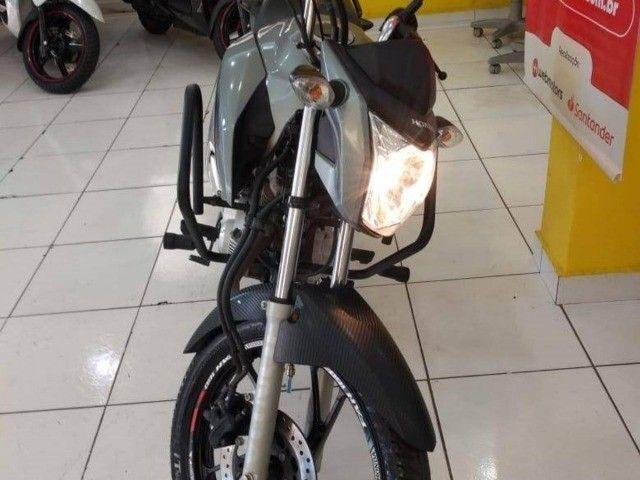 Honda CG 160 Fan Flex- Feirão Financiados - Foto 2