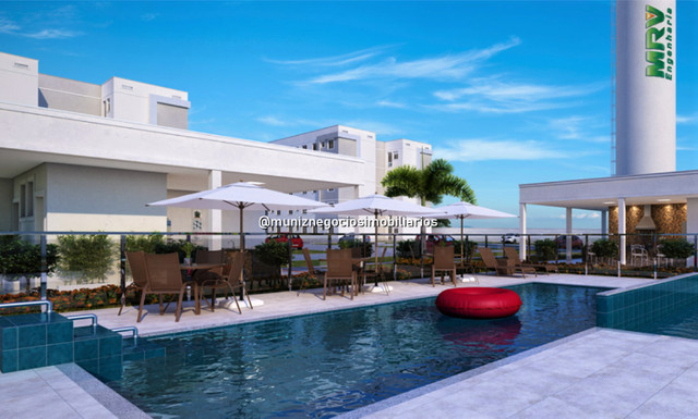 DF Lançamento Pontal da Enseadas ? com 2 quartos, piscina, área de lazer completa
