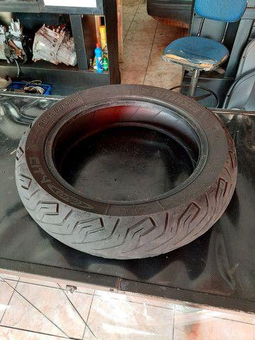 Pneu Traseiro usado para NMax Michelin 130/70-13