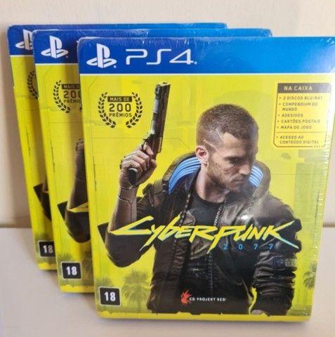 (Lacrado) Cyberpunk 2077 PS4