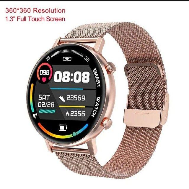 Presente dia dos namorados smartwatch - Foto 3