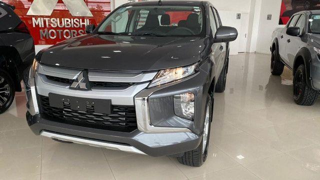 Mitsubishi L200 Triton Sport GLS 2021 0km - Foto 2