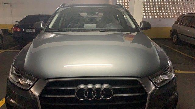 Audi Q3 - 1.4 TSFI AMBIENTE Flex / BLINDADA - Foto 4