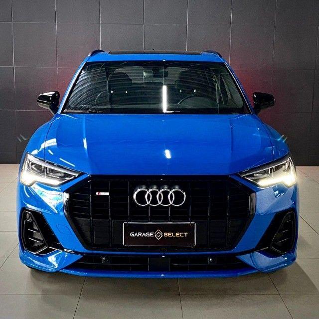 Audi Q3 Black S-line 2021 ( 6500km ) - Foto 4