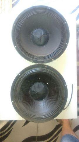 Auto falantes e corneta Selenium - Foto 6