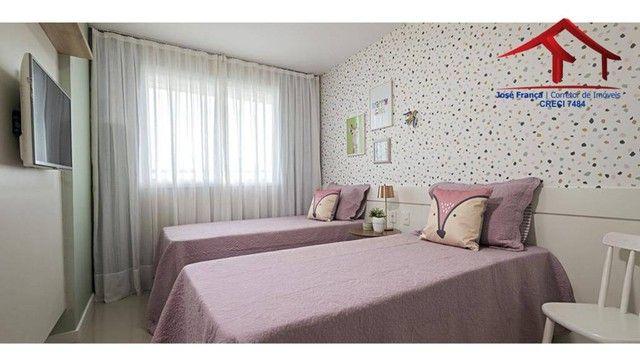 Apartamento com 3 dormitórios à venda, 112 m² por R$ 753.000,00 - Guararapes - Fortaleza/C - Foto 8