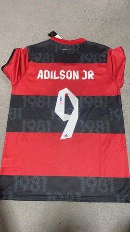 Camisas de time personalizadas 1 linha  - Foto 3