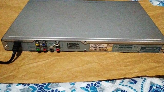 Aparelho De Dvd Player Philips Dvp3020/78 Slim - Foto 2