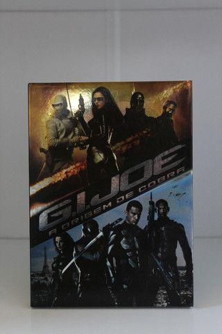 Dvd G.I.Joe : A origem de cobra
